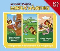 Die kleine Schnecke Monika Häuschen 4