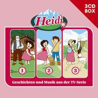 Heidi Hörspielbox 1