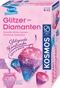 Glitzer-Diamanten