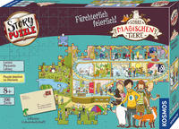 Story Puzzle - Schule der magischen Tiere: Fürchterlich feierlich!