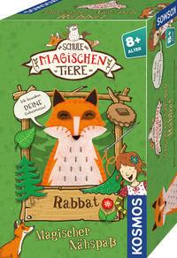 Die Schule der magischen Tiere - Magischer Nähspaß: Rabbat