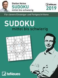 Sudoku mittel bis schwierig 2019