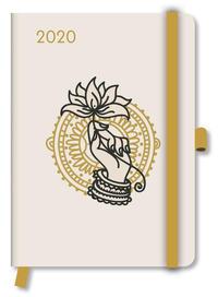 GreenLine Diary Namaste 2020