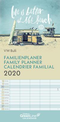 GreenLine VW Bulli 2020