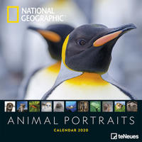 National Geographic Animal Portraits 2020