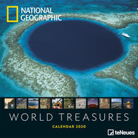 National Geographic World Treasures 2020