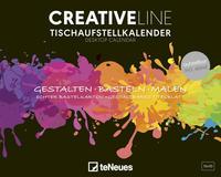 Creative Line Tischaufsteller quer 2021