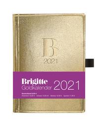 Brigitte Goldkalender 2021
