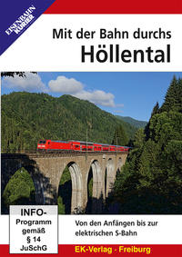 Mit der Bahn durchs Höllental