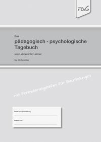 Pädagogisch - Psychologisches Tagebuch