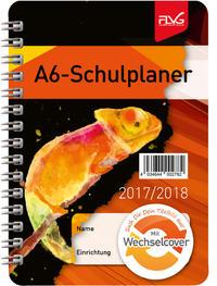 A6 Gymnasial-, Schul- und Studienplaner 2017/2018