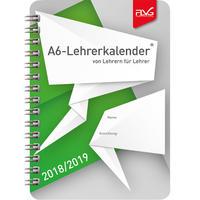 A6 Lehrerkalender von Lehrern für Lehrer 2018/2019
