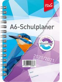 A6 Gymnasial-, Schul- und Studienplaner 2020/2021