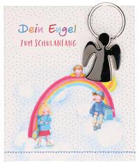 Schlüsselanhänger - Dein Engel zum Schulanfang