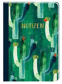 Notizheft - Notizen 'All about green'