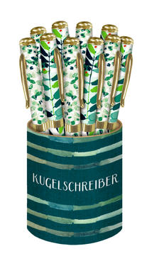 Kugelschreiber - All about green