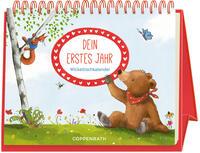 Wickeltischkalender - BabyBär - Dein erstes Jahr