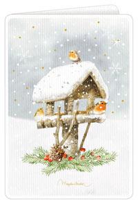 Zauberhafte Weihnachtsgrußkarten (Marjolein Bastin)