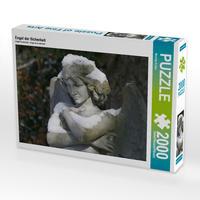 CALVENDO Puzzle Engel der Sicherheit 2000 Teile Lege-Größe 90 x 67 cm Foto-Puzzle Bild von Monika Kober