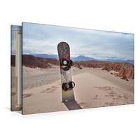 Premium Textil-Leinwand 120 x 80 cm Quer-Format San Pedro   Wandbild, HD-Bild auf Keilrahmen, Fertigbild auf hochwertigem Vlies, Leinwanddruck von Nadine Büscher