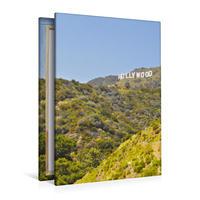 Premium Textil-Leinwand 80 x 120 cm Hoch-Format Hollywood   Wandbild, HD-Bild auf Keilrahmen, Fertigbild auf hochwertigem Vlies, Leinwanddruck von Nadine Büscher