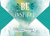 Postkarten - BE INSPIRED