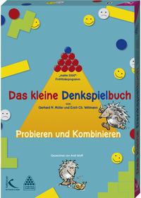 Das kleine Denkspielbuch - Probieren und Kombinieren