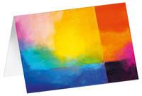 Kunstkarten 'Licht am Abend'