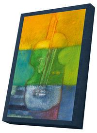 Kunstkarten-Box 'Klangfarben'