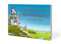 Marijke ten Cate Bibel-Postkarten