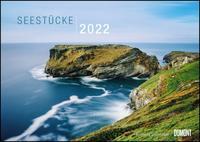 Seestücke 2022 ? Küste und Meer ? Fotografiert von Berthold Steinhilber ? Wandkalender ? Format 42 x 29,7 cm