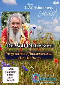 Vergessenes Pflanzenwissen alter Kulturen - Dr. Wolf Dieter Storl Ehemaliger Titel: Ethnobotanik der alten Europäer – Das Zusammenwirken von Pflanzen und Mensch