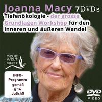 Tiefenökologie - der grosse Grundlagen Workshop für den inneren und äußeren Wandel (7 DVDs)