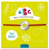 Schulanfang Mein Glücksbringer 'ABC'