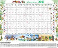 Janosch Jahresplaner 2021