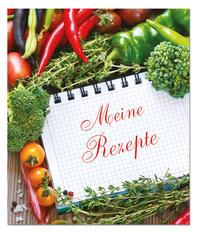 Rezeptordner 'Gemüse'