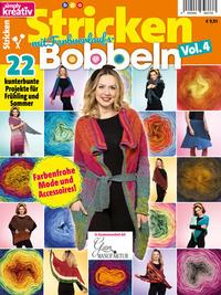 Simply Kreativ - Stricken mit Farbverlaufsbobbeln - Vol. 4