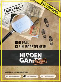 Krimi-Spielebox: Hidden Games Tatort –Der Fall Klein-Borstelheim (Fall 1)