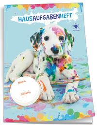 Trötsch Hausaufgabenheft Color für Schlaue Hunde