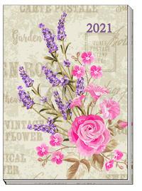 Taschenkalender Vintage 2021
