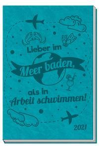 Taschenkalender Soft Touch A& Meer 2021