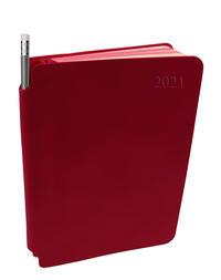 Taschenkalender A6 Berry 2021