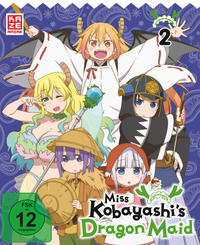 Miss Kobayashi's Dragon Maid 2