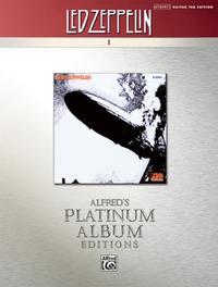Led Zeppelin: I Platinum Guitar
