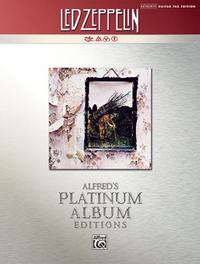 Led Zeppelin: IV Platinum Guitar