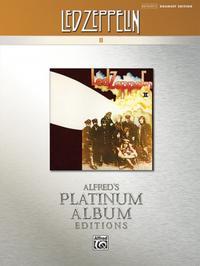 Led Zeppelin: II Platinum Drums