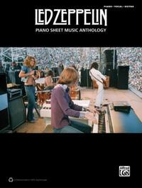 Led Zeppelin: Piano Sheet Music Anthology