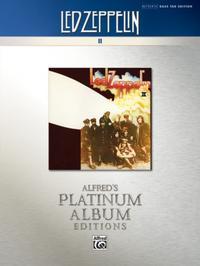 Led Zeppelin: II Platinum Bass Guitar