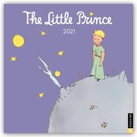 The Little Prince - Der kleine Prinz 2021 - 16-Monatskalender