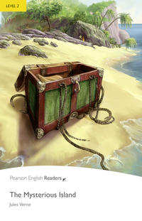 Level 2: The Mysterious Island Book and MP3 Pack